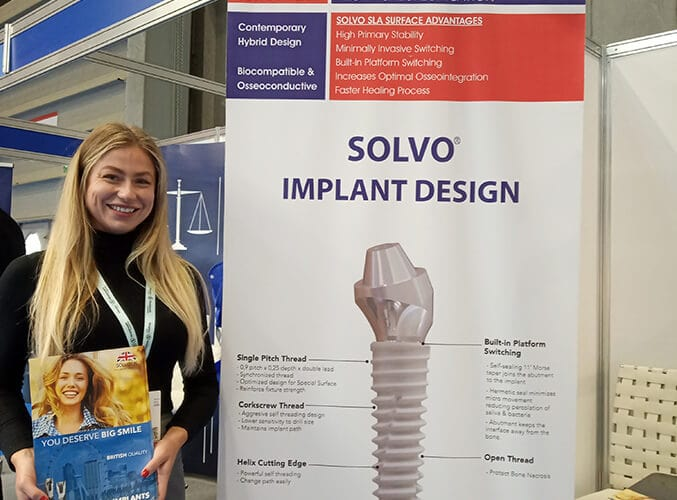Solvo Dental UK - World Wide Distrubutor