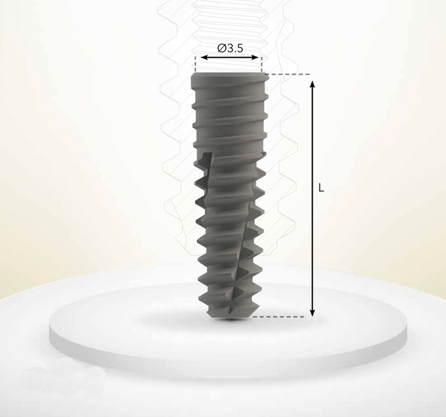 SLV Implants Systems- Premium Mini Implant